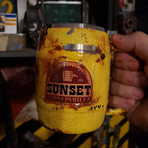 Sunset Sarsaparilla Mug