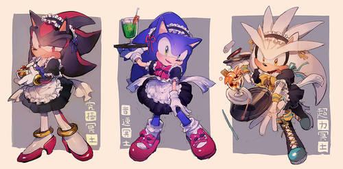 Maid by aoki6311