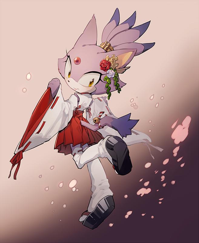 Priestess by aoki6311