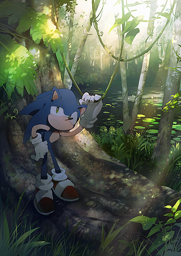 sonic0508 by aoki6311