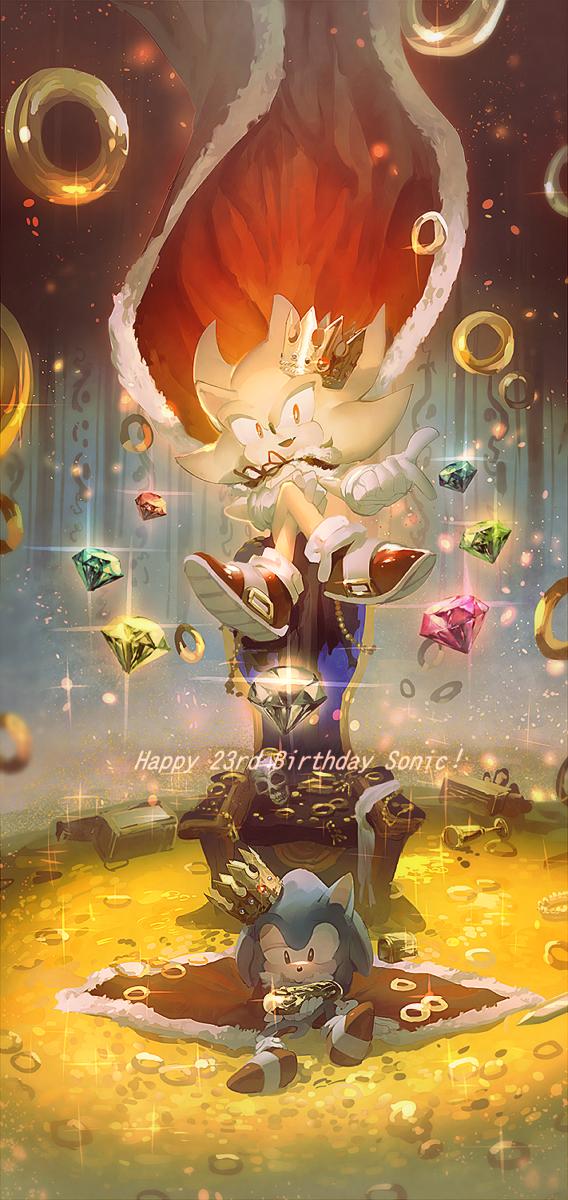Happy 23rd birthday by aoki6311