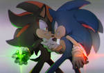 sonic and shadow 5