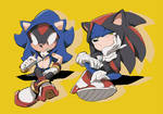 sonic and shadow 6