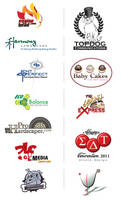 logos by agraphiclong
