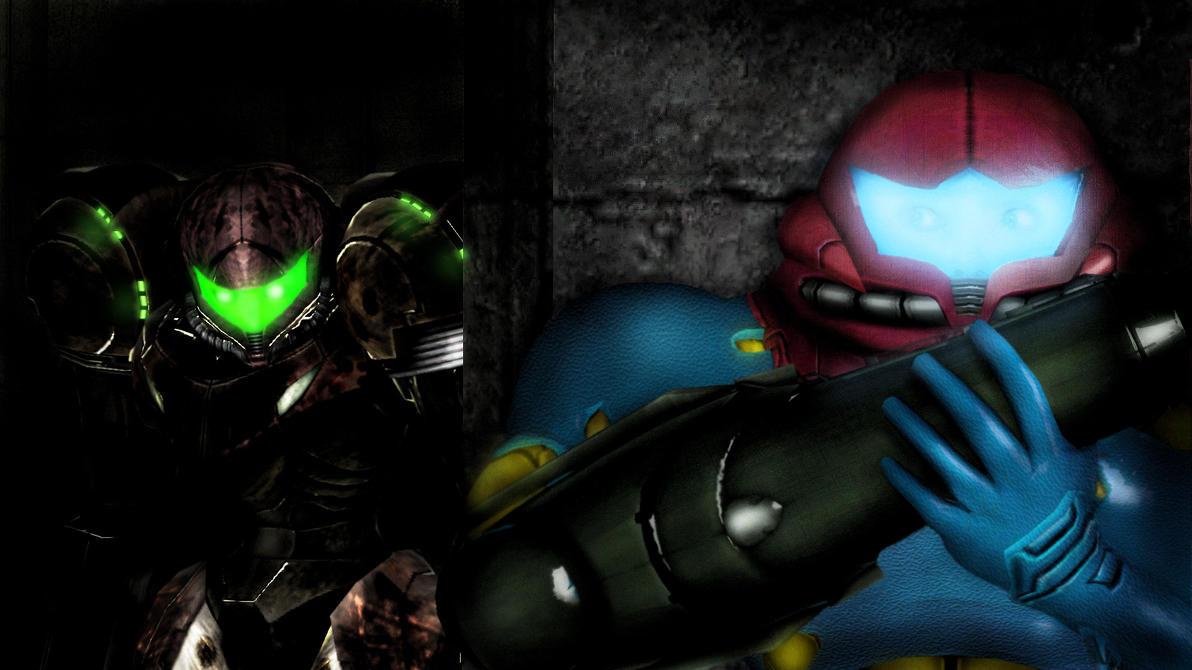 Request : Metroid Fusion's SA-X [Super Smash Bros  (Wii U)] [Requests]