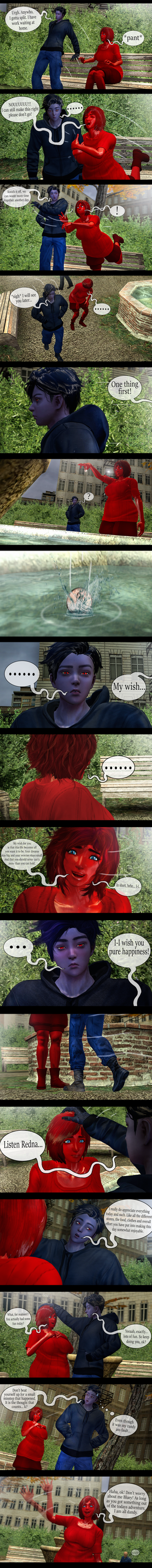 Rosing Violet - Arc 1 - Page 11 by LemurfotArt