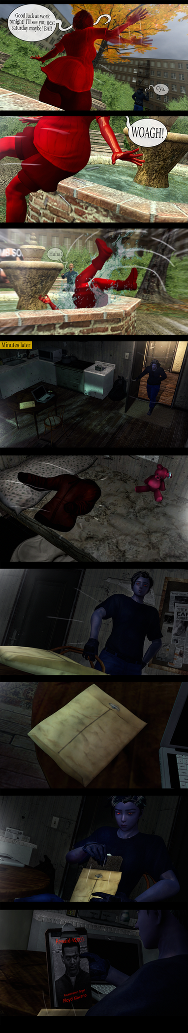 Rosing Violet - Arc 1 - Page 12 by LemurfotArt