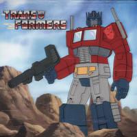 Transformers G1 - Optimus Prime by LemurfotArt