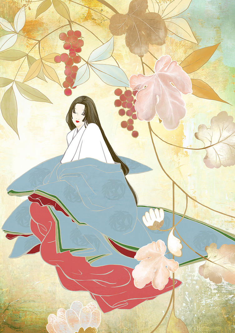 Dreamy state of mind by K-Hiroko