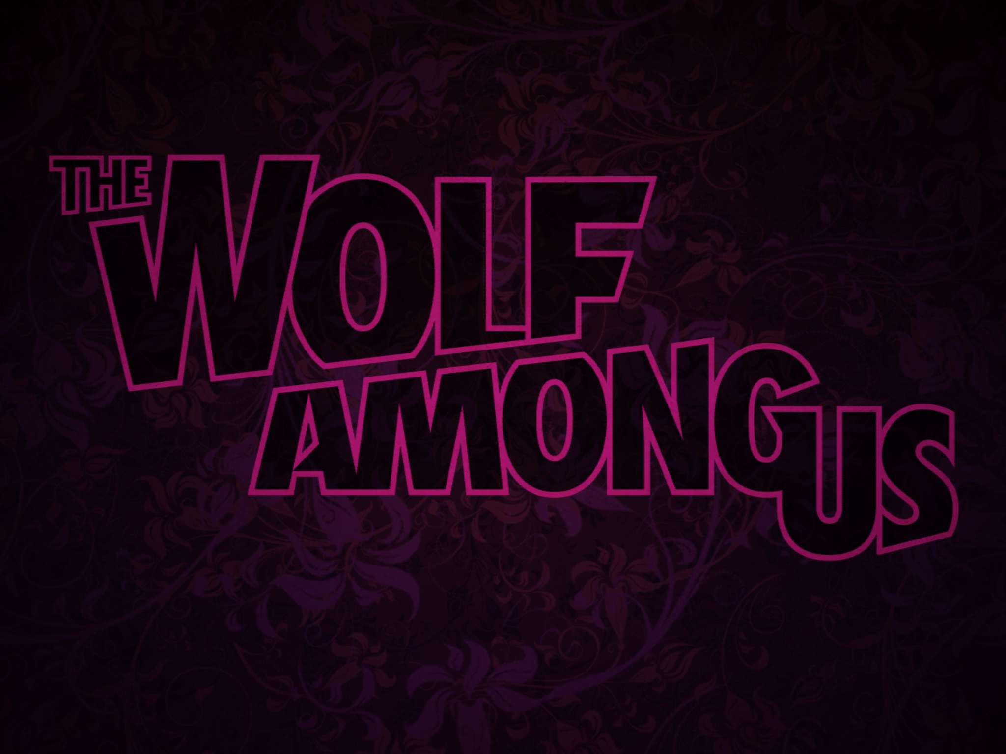 Wolf Among Us Lockscreen Wallpaper For IPad Air Hr By Limb0ist