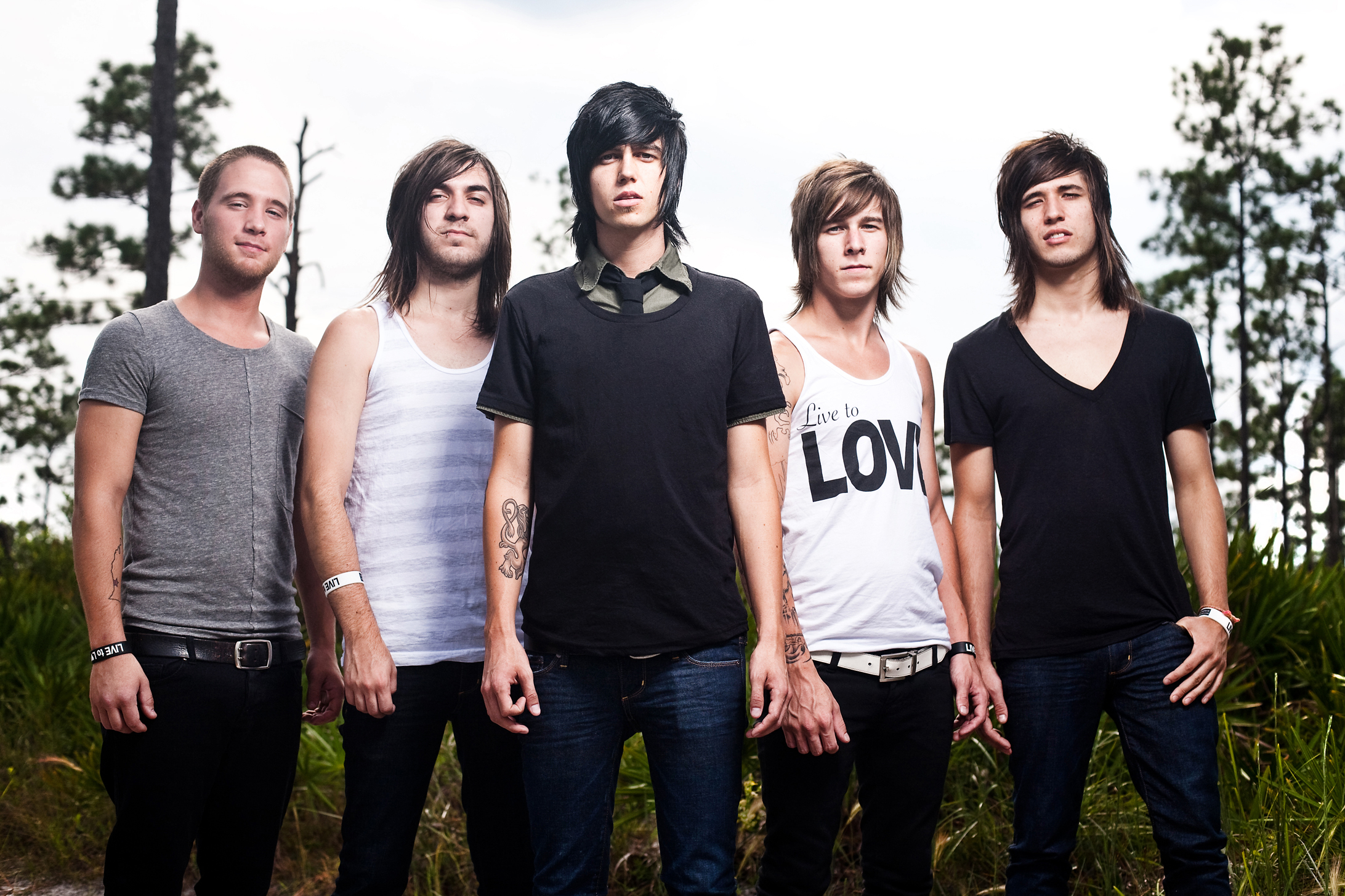 Sleeping With Sirens HD by AnDeer1988 on DeviantArt