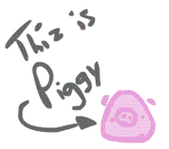 Introducing: Piggy by Falcfire