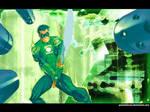 Green Lantern fun