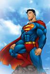 Color - Superman All Star