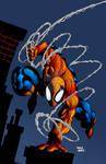 Deo Spider-Man color