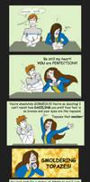 Methinks Bella likes Edward by GingerOpal