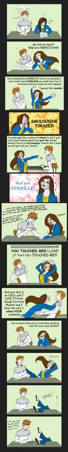 Methinks Bella likes Edward