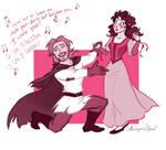 Lars Sings Darnda a Song