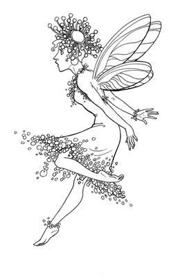 Dotty Fairy Dress