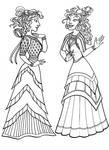 Mycenaean Girls
