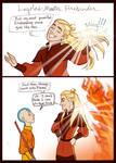 Fire Nation Legolas