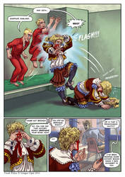 Freak Police Prologue 24 by GingerOpal