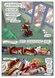 Freak Police Prologue 25 by GingerOpal