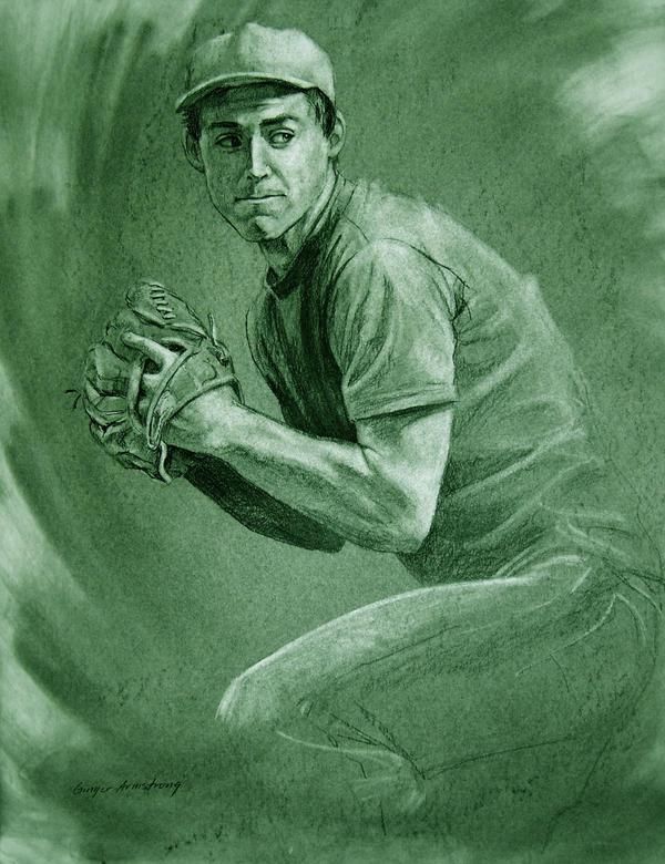 baseball by GingerOpal