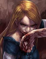 Terra Quinn -Blood Lust- by Amadalia