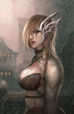 Sernoth Teufel (Sorrow in the rain)