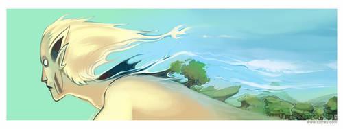 Let Life Shine by karrey
