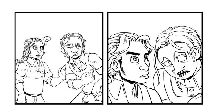 Digital inking preview