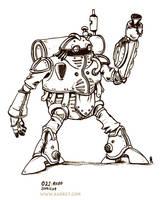 021 - Robo by karrey