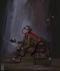 Winter by karrey