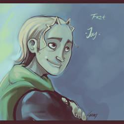 Joyful Fozt by karrey