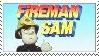 Fireman Sam stamp by bitterrose6-gumitch