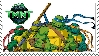 Ninja Turtles stamp by bitterrose6-gumitch