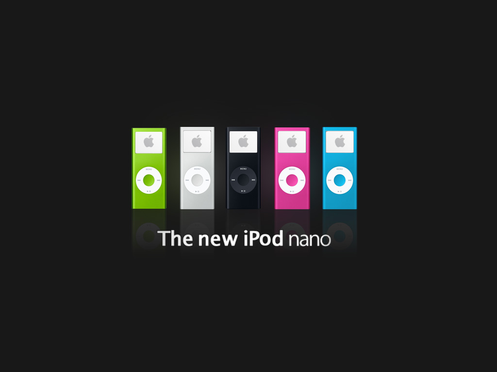 The new iPod nano by FusionIce