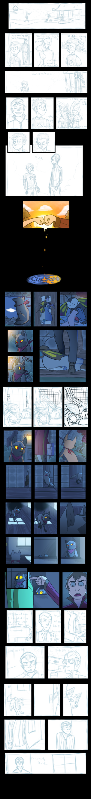 Emerald Nuzlocke Page 5C Incomplete by ruddyowls