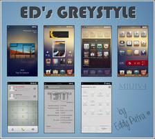 ED's GREYSTYLE miui v4 by EddyPutra