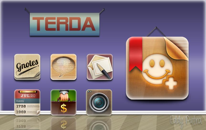 TERDA [icons] by EddyPutra