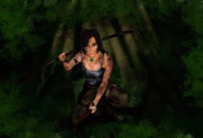 Tomb Raider-Reborn by DamXVilla