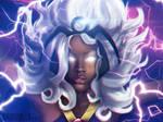 XMEN Storm (Fan Art)