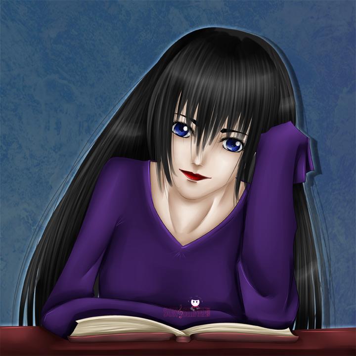 Miyuki again by OoMeli