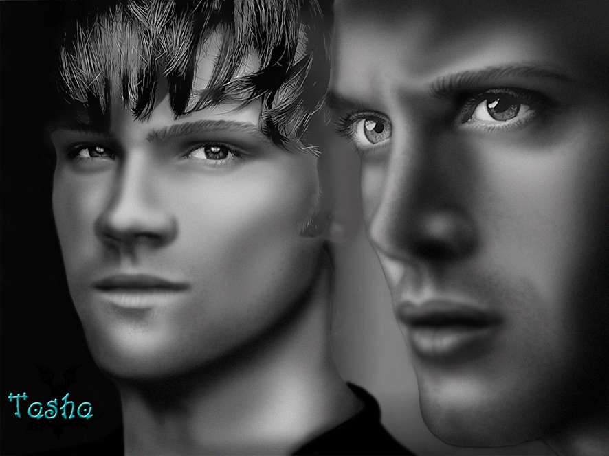 supernatural, 2 by Tasha507