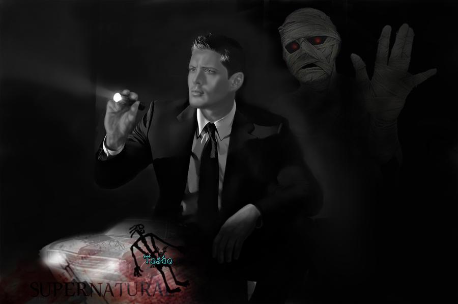 Supernatural, FBI By Tasha507 On DeviantART