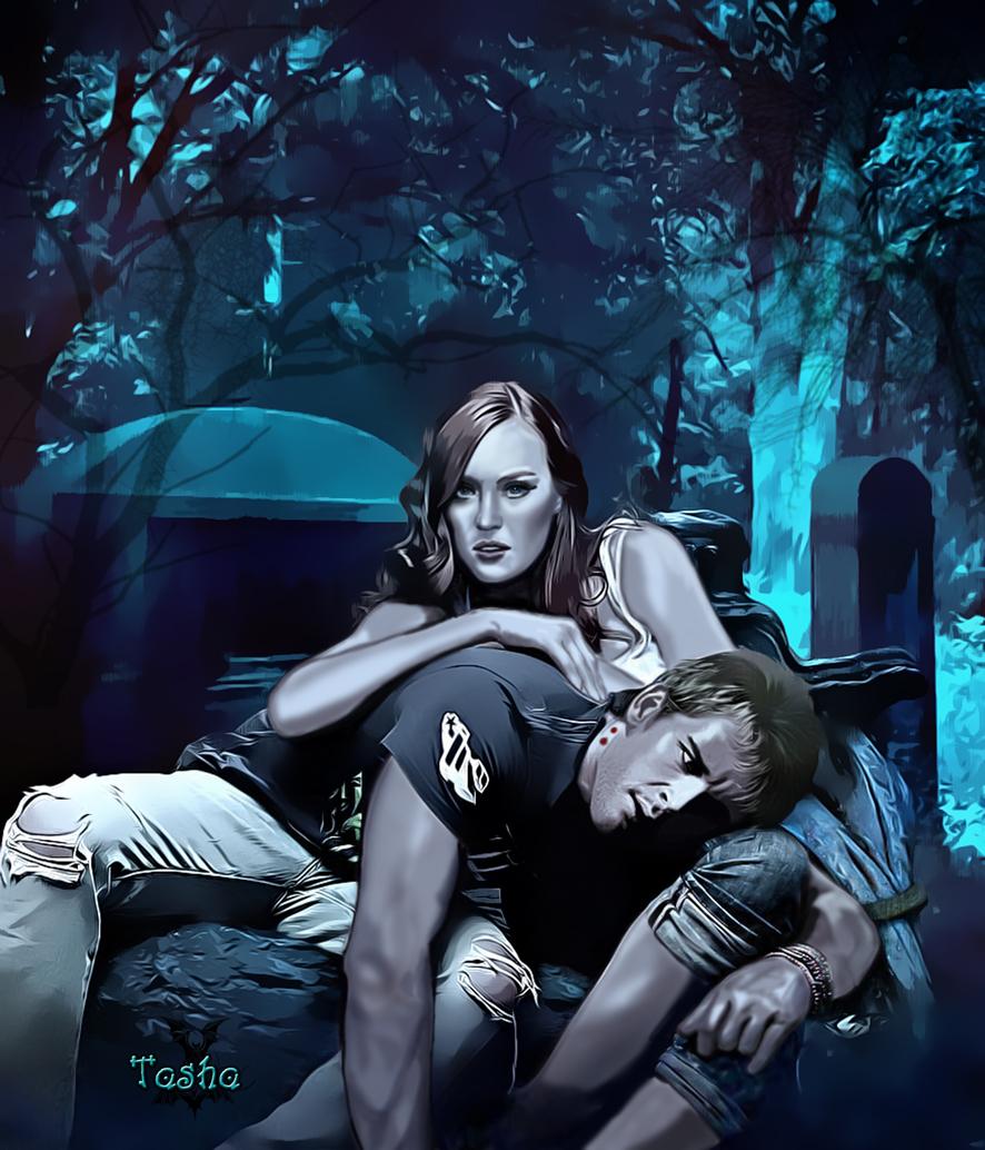 True blood, Jessica and Jason by Tasha507