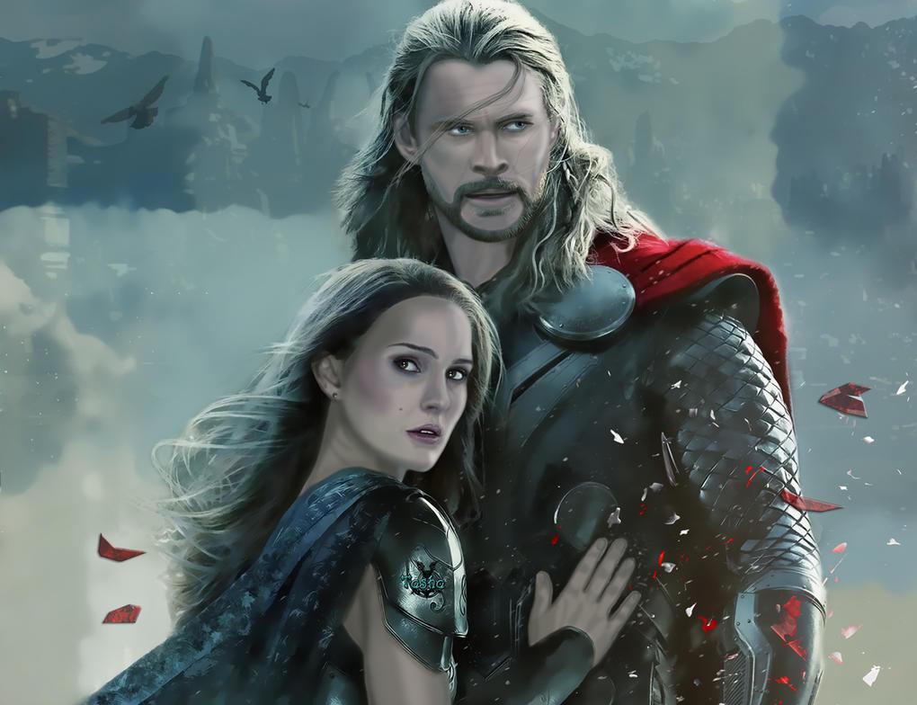 Thor forever by Tasha507