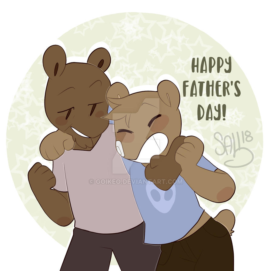 Father's Day by goikeo