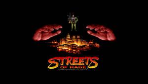 Streets of Rage Mr. X Wallpaper